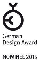 German Design Award - Nominee 2015